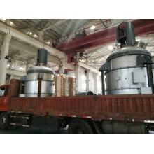 équipement de réacteur à bouilloire en résine polyester saturée
