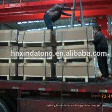 Cierre de aluminio 8011 para gorras ropp
