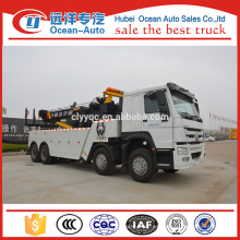China Howo HW76 Remolque Truk para la venta