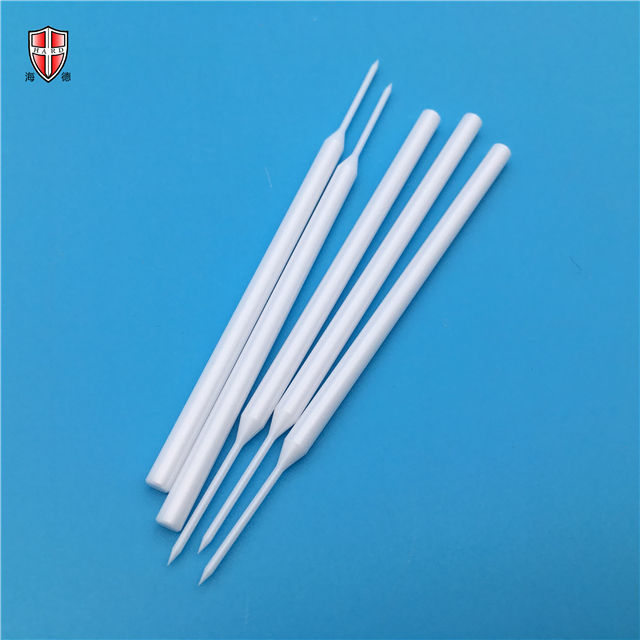 sharp ceramic needles