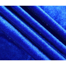 Warp Knit Polyester Velvet Cloths