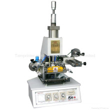 Tam-90-2 Small Plane Objects Pneumatic Hot Stamping Machine