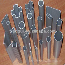 Perfil de liga de alumínio 6061