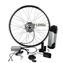 TOP ECYCLE Mode günstigen Preis hohe Reichweite 350W elektrische Umwandlung Fahrrad-Kit in China hergestellt