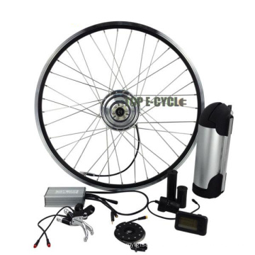 Meilleur vendre pas cher prix haute gamme 350 W conversion électrique kit de vélo Chine