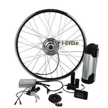best sell cheap price high range 350W electric conversion bicycle kit China