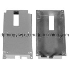 Liga de alumínio fundição (AL9086) com CNC Tratamento de usinagem feito na fábrica chinesa