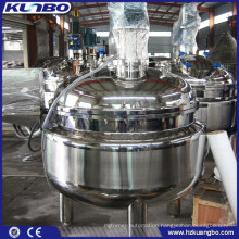 KUNBO Stainless Steel Tank Mixer Mixing Equipment for Food Medicine Beverage