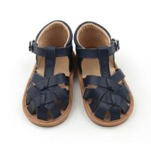 Lembut Sole Leather Baby Kids Boy Girl Sandals