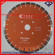 Дисковый режущий диск с алмазным диском 450 мм для гранита