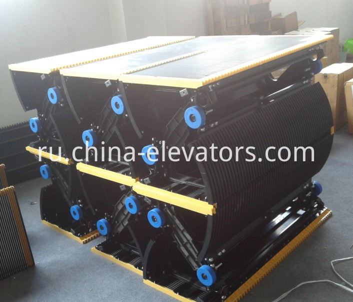 Stainless Steel STEP for Shanghai Mitsubishi Escalators 800mm 1000mm