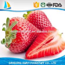 Fruits organiques chinois Fraise organique congelée