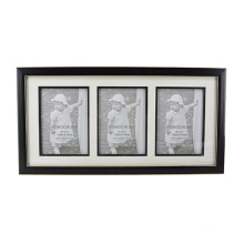 Black with Golden Line Frame for Home Decoration