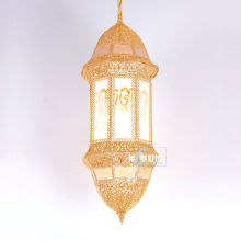 Marokkanische Art hängende Laternen billige Lampen für Hauptbeleuchtung LT- 042