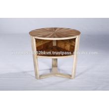 Meubles de salon Table basse à rayons soleil