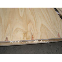 High quality construction pine plywood (12.0*1220*2440MM)