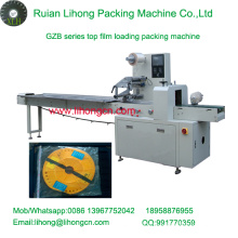 Gzb-250A High Speed Pillow-Type Automatic Soft Tube Wrapping Machine