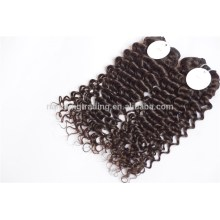Hot Sale Stock 100% Unprocessed Deep Wave Raw Virgin Indian Hair