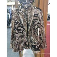 Printed Woven Women Jacket