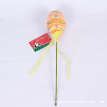 Promotional salable plastic easter eggs