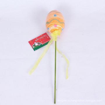 Промо ходки пластиковые пасхальные яйца