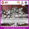 100% brushed polyester fabric 3D printed for bed sheet 100 polyester tricot brushed fabric 100 polyester lining fabric