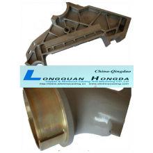 brass low pressure die castings