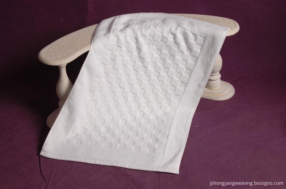 100%Cotton Five Star Hotel Bath Mat