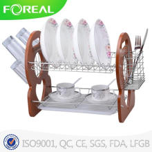 as Seem on TV 16 Inch Metal Wire Dish Rack