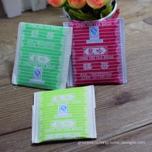 Черный чайный пакетик Отель чайный пакетик