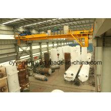 Nouveau réservoir de CO2 d'azote argon d'oxygène liquide de GNL de basse pression de GB150 Srandard