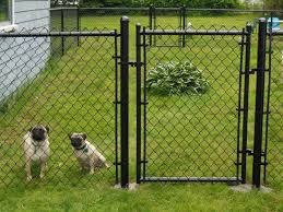 Chain Link Security Netting