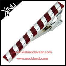 Custom Stainless Bus Metal Tie Clip