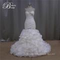 Organza Wedding Dress Organza Ruffles Skirt