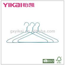 PE beschichtete Metalldrahtbügel für Wäscherei