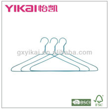 PE Coated Metal Wire Hangers for Laundry