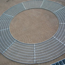 Galvanized Steel Grating/12′′ Welding Square Hot Dipped Galvanized Steel Grating