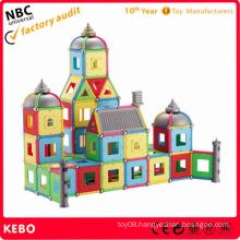 The Great Castle & Car Building Magnet Sticks Toys