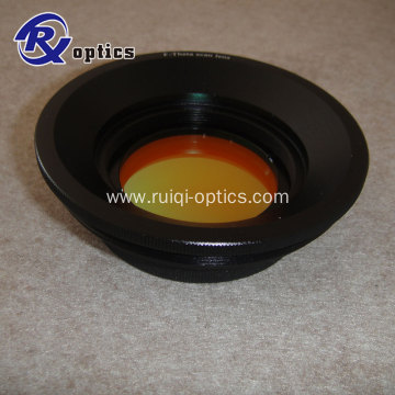 1064nm F-theta Lens for YAG Fiber
