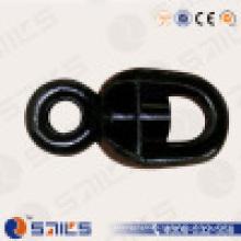 Grillete giratorio del ancla del acero de molde de la alta calidad del grado 2