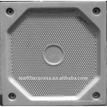 Prensa de filtro Leo Presión de filtración alta Placa de prensa de filtro de cámara de 630 mm