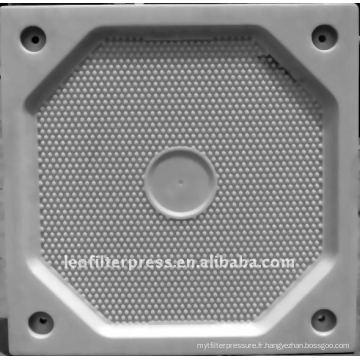 Presse-filtre de Leo haute pression de filtration 630mm plaque de presse-filtre