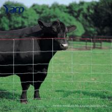 2.5mm 4ft 5ft 6ft 8ft altura Pasto valla cabra agricultura pastizales valla de campo barato