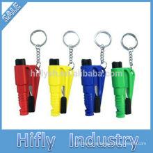 Cortador de cinturón de seguridad del martillo de emergencia del martillo de la seguridad del escape del coche HF-830 (certificado del CE)