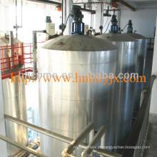 Máquina de fracionamento de óleo de palma (tecnologia de fracionamento mais avançado)