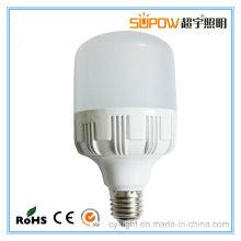 Lâmpada de substituição de lâmpada de plástico baratos LED Cylindricity Bulb