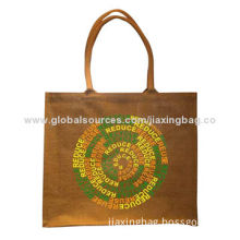 Shopping Bag with Waterproof, High-strength and Elongation, Various Designs Available