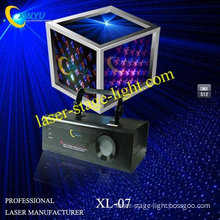 Xl-07 Amazing Moving Head Rb Pattern Blue,red Laser Projector System