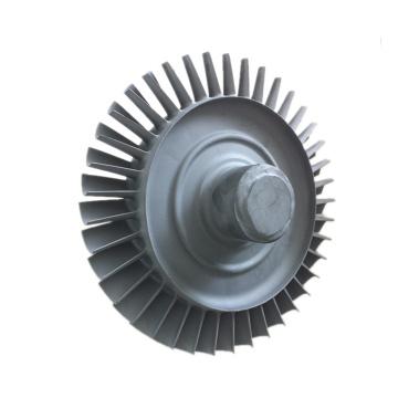 Турбинный диск, используемый для авиационных реактивных двигателей