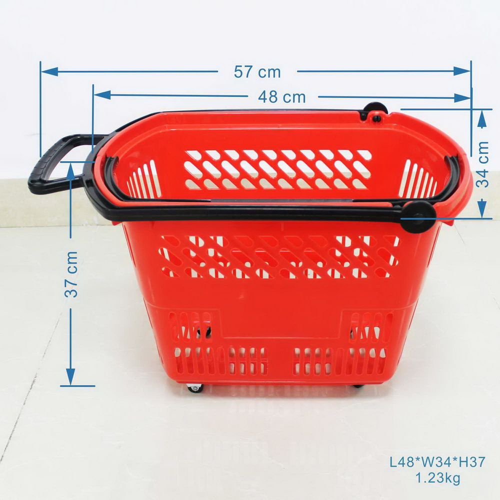 size of shopping basket